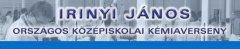 52. Irinyi János Országos Középiskolai Kémiaverseny